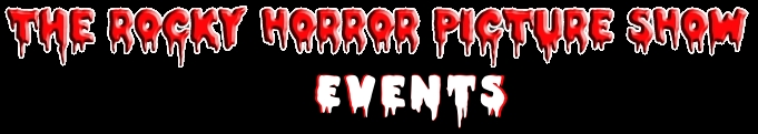 Rocky Horror Picture Show Baycon Logo
