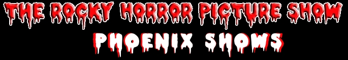 Rocky Horror Picture Show Phoenix Logo