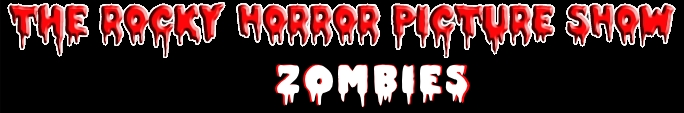 Rocky Horror Picture Show Zombies Logo
